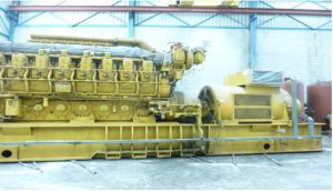 CATERPILLAR GENERATORS G3616 GAS NATURAL (1)