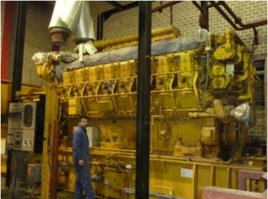 CATERPILLAR GENERATORS G3616 GAS NATURAL (2)