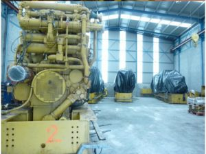 CATERPILLAR GENERATORS G3616 GAS NATURAL (4)
