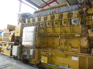 CATERPILLAR GENERATORS G3616 GAS NATURAL (3)